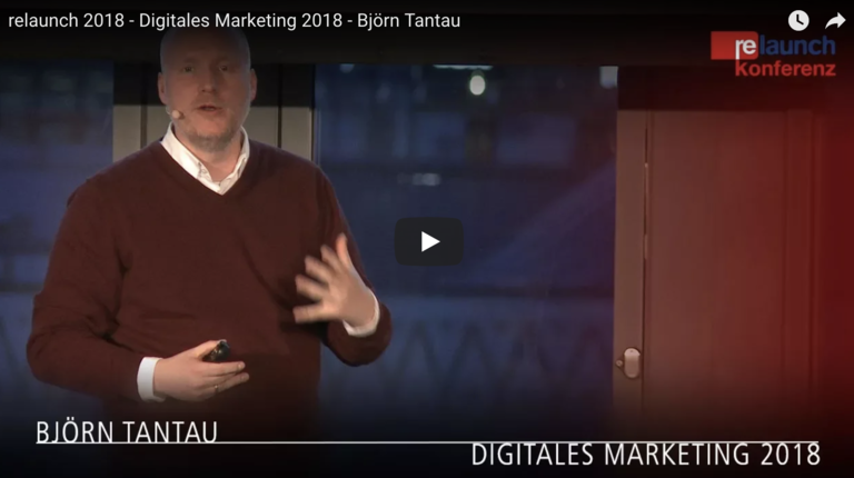 Digitales Marketing 2018