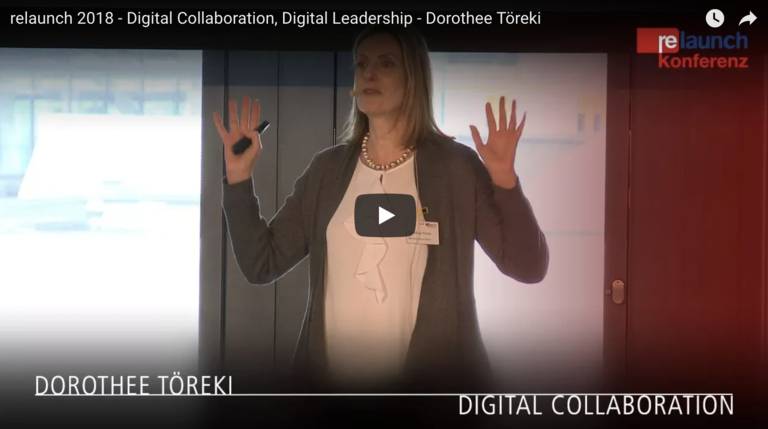 Digital Collaboration, Digital Leadership