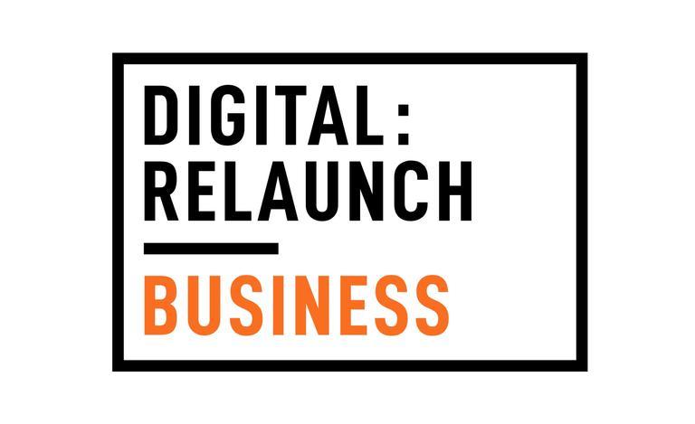 Digitalisierung von Business, Prozessen und Produkten auf der Digital:Relaunch Konferenz 2019