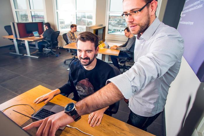 infopark 2017 teamwork