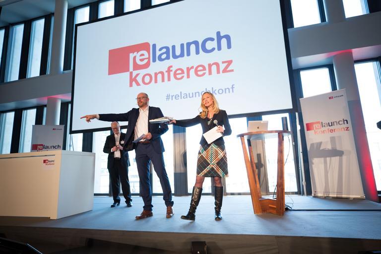 Relaunch Konferenz 2018 - Rückblick