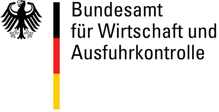 Bundesamt für Wirtschaft und Ausfuhrkontrolle logo
