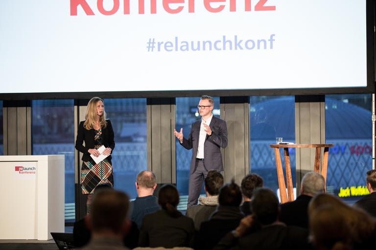 Relaunch Konferenz 2018 - Rückblick Bärbel Lay