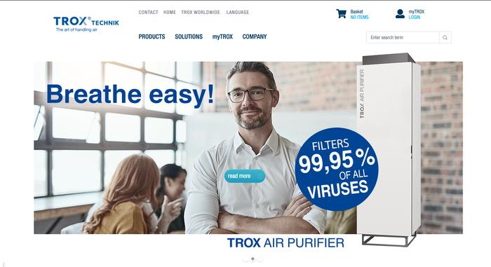 trox screenshot