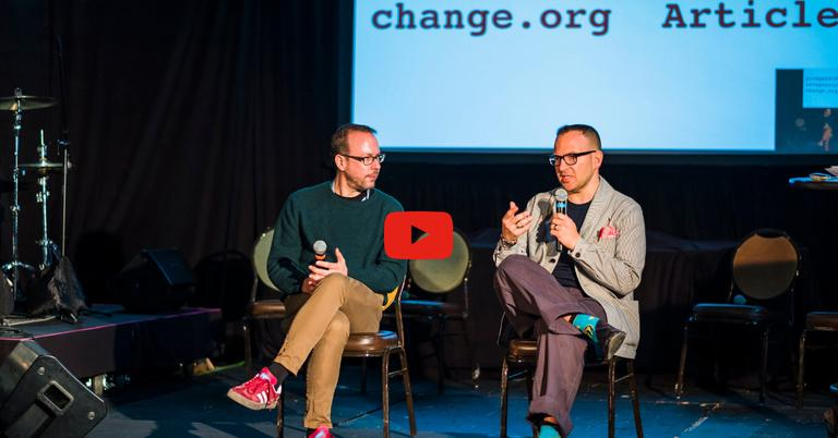 Cory Doctorow Talk by re:publica - The interview
