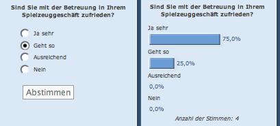 A poll