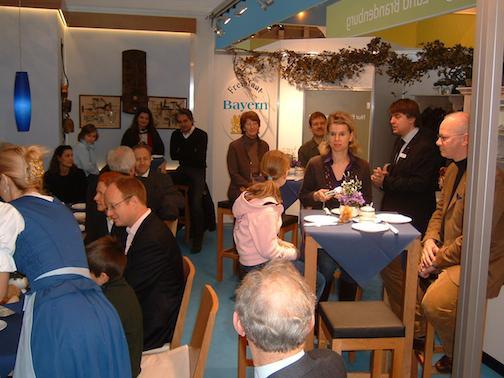 Besuch der Internationalen Grünen Woche 2010