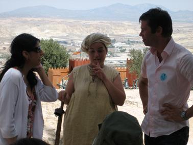Vierertreffen mit den Partner-Clubs in Murcia