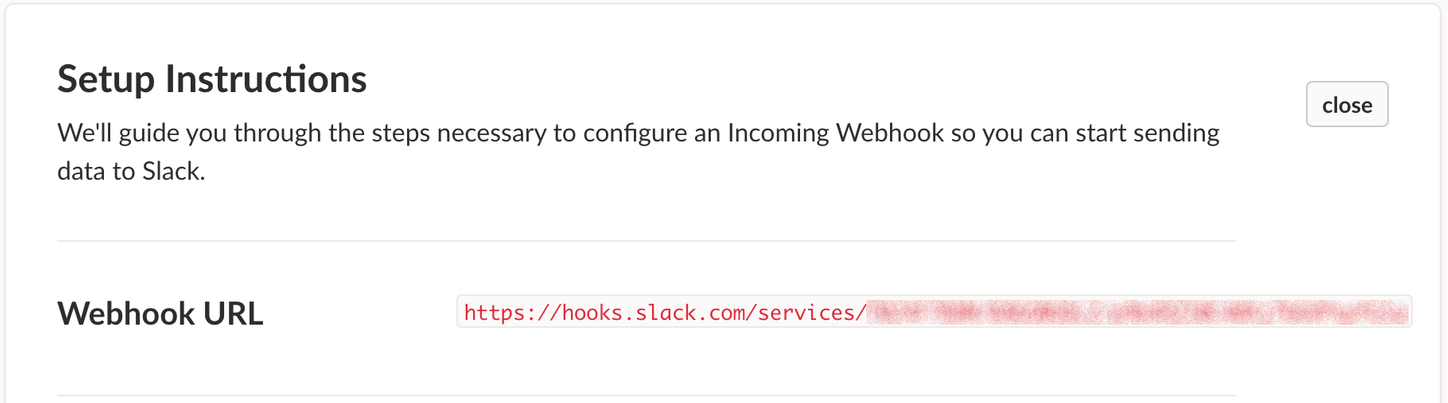 Posting Form Content to a Slack Channel via an AWS Lambda Function