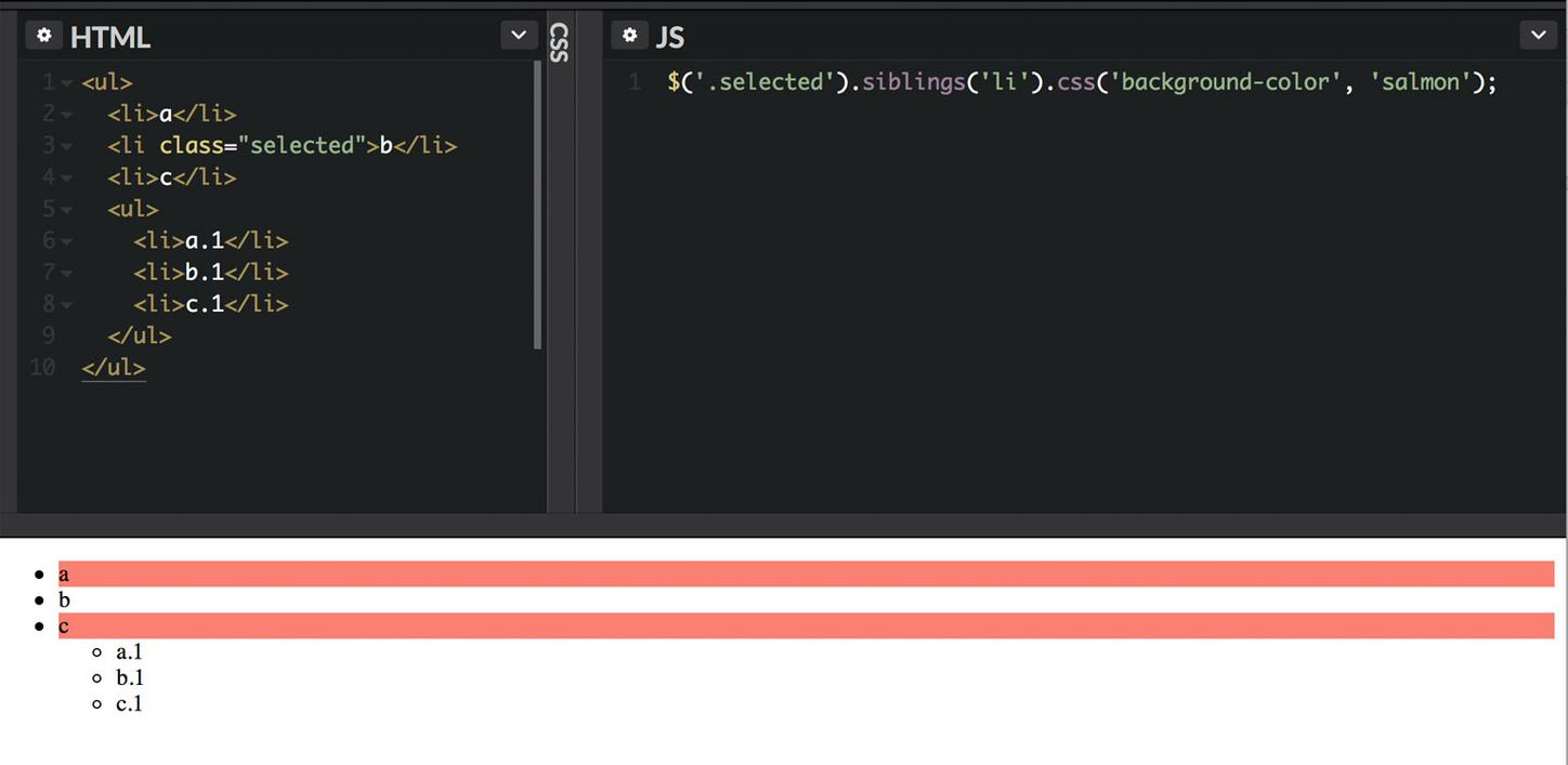 DOM Traversing with jQuery - What You Need to Know