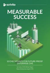 Measurable Success - White Paper Cover