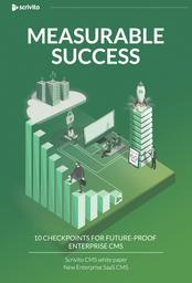 Measureble success white paper cover