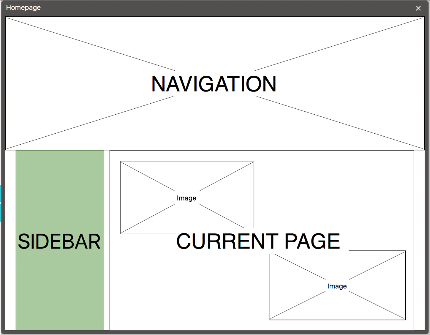 Adding a Sidebar to the Layout