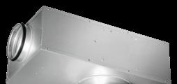 RFD-SIRIUS je element za distribuciju vazduha u kombinaciji sa uređajem za regulaciju varijabilnog protoka.