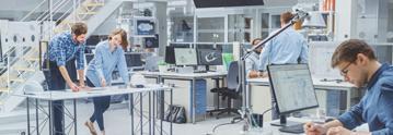 Kachel TROX Lösungen für die Büroluft-Technik