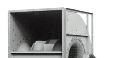 Radiální ventilátory pro běžné větrání