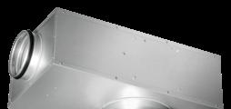 RFD-SIRIUS ist eine Kombination aus Luftdurchlass und VVS-Regelgerät