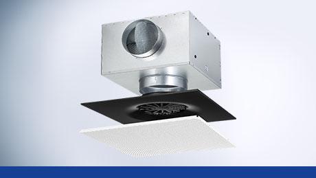 Luftdurchlass TROX Invisible Diffuser TID