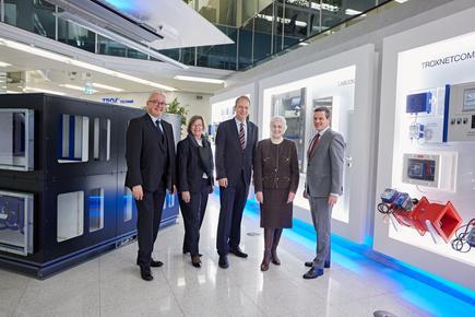Heinz Trox-Stiftung Stiftungsrat Mai 2020