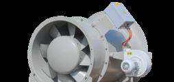 Pro odvod tepla a kouře teplotní třídy F400 a F600