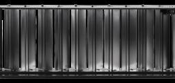 Anbauteile aus Stahlblech zum Volumenstromabgleich und zur Strahllenkung von Lüftungsgittern