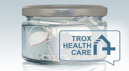 TROX Healthcare Web-Seminar Raumdruckregelung