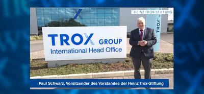 Heinz Trox-Stiftung News Paul Schwarz