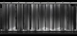 Доп. комплектующие для вентиляционных решеток из листовой стали, для балансировки расхода воздуха и управления воздушным потоком