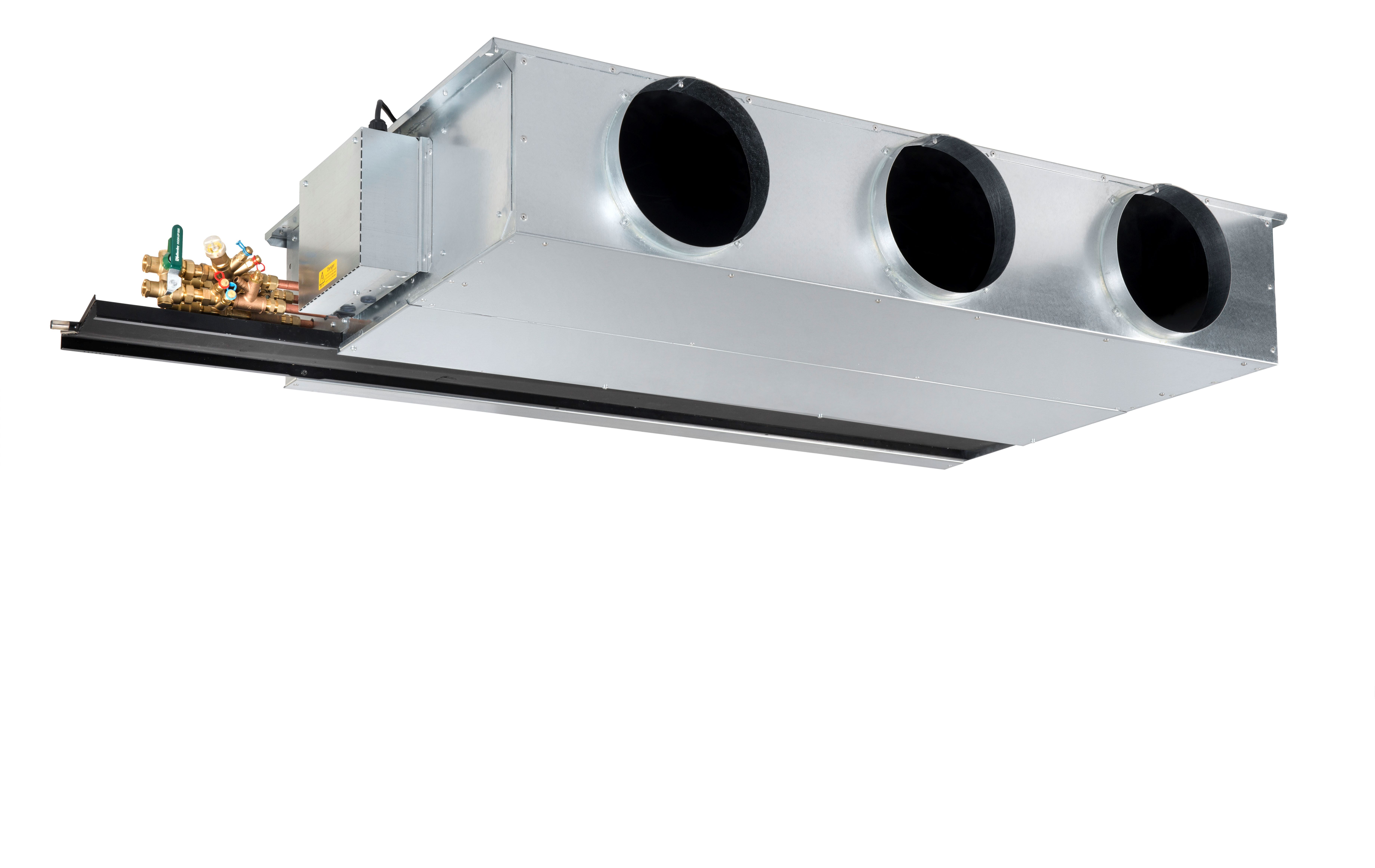 Type PWX | TROX UK Ltd Fan Coil Unit Wiring Diagram Ceiling on