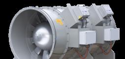 Pro odvod tepla a kouře teplotní třídy F200, F300 a F400