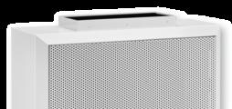 Прямоугольный корпус, подача воздуха в одном или трех направлениях, для зон комфорта и промышленных зон