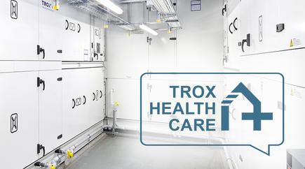 TROX Healthcare Web-Seminar RLT im Gesundheitswesen