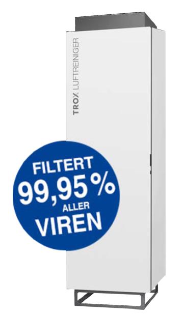 TROX Air Purifier TAP Produktbild