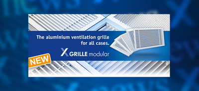 Newsbanner X-GRILLE modular EN