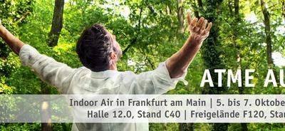 TROX auf der Indoor Air Messe