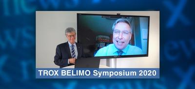 TROX BELIMO Symposium 2020: Videokonferenz M. Buschmann und R. WIll