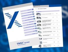 Pour tout savoir sur les produits TROX, plongez-vous dans notre nouveau catalogue !