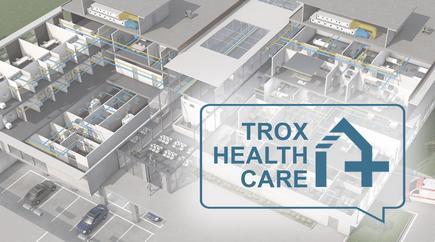 TROX Healthcare Web-Seminar Luftlösungen
