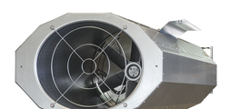 For ventilation and smoke extraction