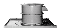 For conveying smoke gases of the temperature class F600