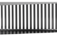Attachments for TypeTRS-K and TypeTRS-R ventilation grilles, made of sheet steel, for volume flow rate balancing
