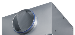 Universal plenum box, available in many variants