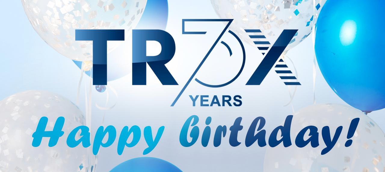 Slider 70 Jahre TROX