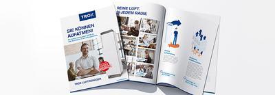 TROX Luftreiniger Broschüre