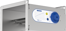 For the precise control of normal and high constant volume flows in potentially explosive atmospheres (ATEX)