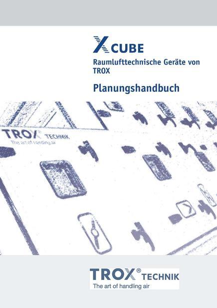 Titelbild Planungshandbuch X-CUBE