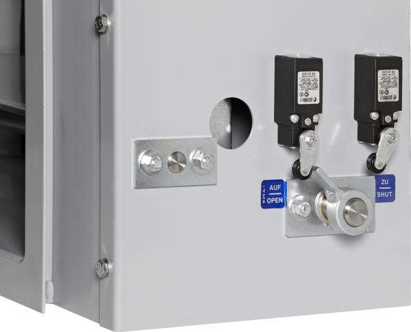 Z0* – Gas-tight dampers | TROX GmbH