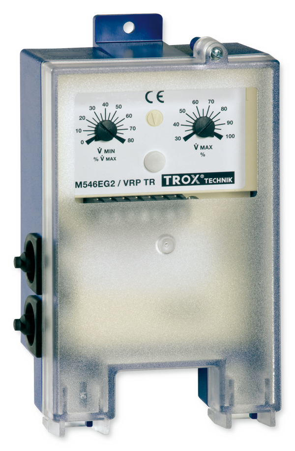 Type Static differential pressure transducers | TROX GmbH