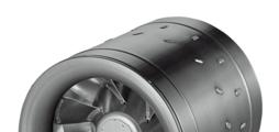 Axialventilatoren mit direktem Antrieb zur Ent- und Belüftung von Gebäuden