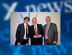 Alan Green recognised by the HVAC industry